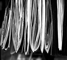 hanging.files by ania nadybska