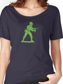 Toy Soldier Women's Relaxed Fit T-Shirt