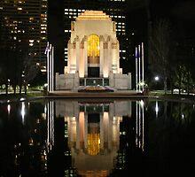 Sydney War Memorial by Kezzarama