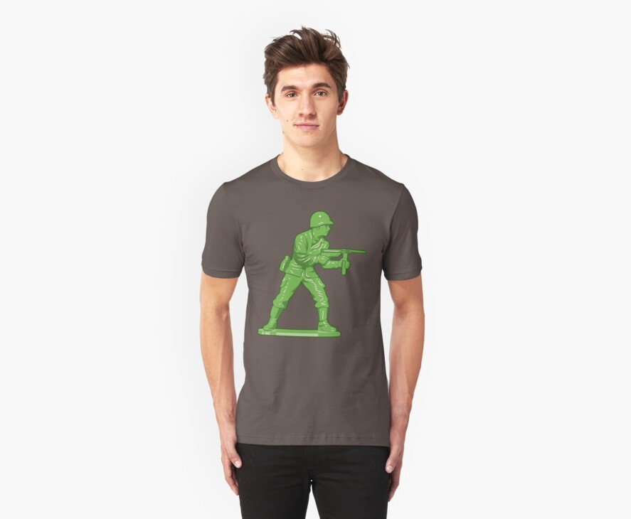 Toy Soldier [large] by Vincent Poke