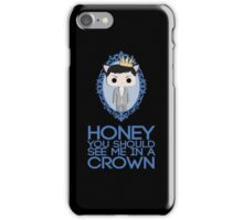 Crowned Moriarty iPhone Case/Skin