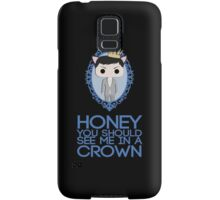Crowned Moriarty Samsung Galaxy Case/Skin