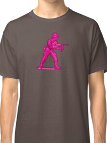 Toy Soldier [pink] Classic T-Shirt
