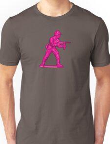 Toy Soldier [pink] Unisex T-Shirt