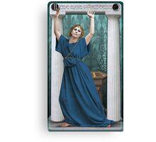 Tarot: The High Priestess (II) Canvas Print