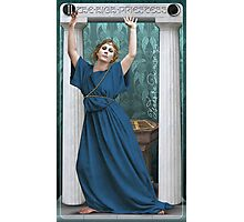 Tarot: The High Priestess (II) Photographic Print