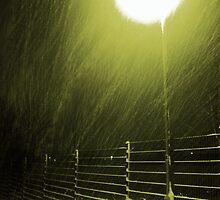 eerie storm by sami al-haj
