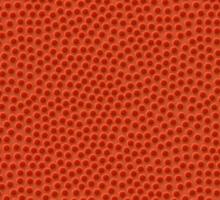 Basketball leather Sticker