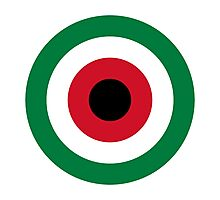 Kuwait Air Force - Roundel Photographic Print
