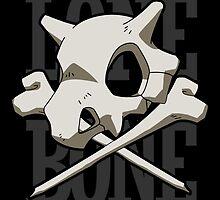 A Lone Bone by newbzter