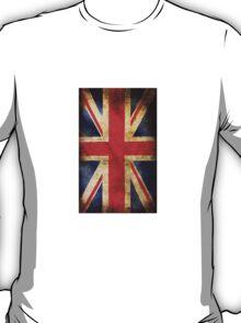 British grunge flag T-Shirt