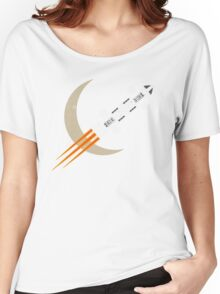 Party like it's SPACE 1999 Women's Relaxed Fit T-Shirt