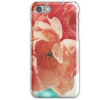 Paeonia #5 iPhone Case/Skin