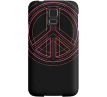 Peace Sign Symbol Abstract 3 Samsung Galaxy Case/Skin