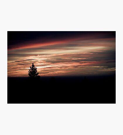 The Twilight Hours VIII Photographic Print
