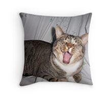 I'm Not Tired - Honest Mum! Throw Pillow