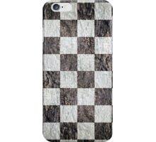 Vintage chess - grunge iPhone Case/Skin