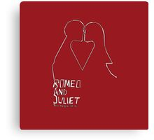 Romeo and Juliet - Harry Futcher Canvas Print