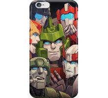 Springer and the baes iPhone Case/Skin