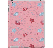 Nautical Sea Pattern iPad Case/Skin