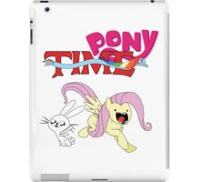 My Little Pony Adventure Time - Angel Bunny & Fluttershy iPad Case/Skin