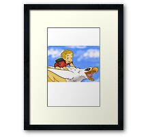 The rescuers down under Framed Print