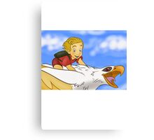 The rescuers down under Canvas Print
