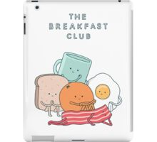 Breakfast Club iPad Case/Skin