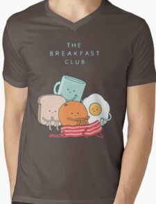 Breakfast Club Mens V-Neck T-Shirt