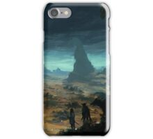 Gate to Nowhere iPhone Case/Skin