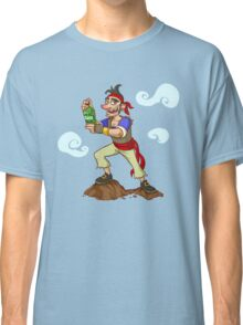 Pirate Drink Classic T-Shirt