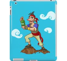 Pirate Drink iPad Case/Skin