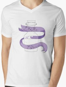 Drink Me - Amelia Dark Mens V-Neck T-Shirt