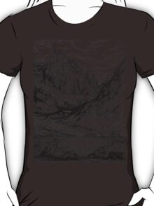 Mountains and rivers T-Shirt