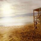 Sun Rays by capecodart
