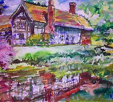 nice cottage innit by pigletface