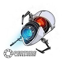 Portal Gun Aperture Laboratories  Photographic Print