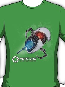 Portal Gun Aperture Laboratories  T-Shirt