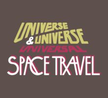 Universe & Universe Universal Space Travel Kids Clothes