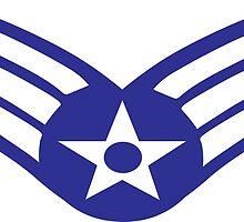 United States Air Force - Senior Airman by retromoomin