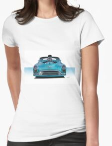 1948 Oldsmobile 'Custom' Convertible I Womens Fitted T-Shirt