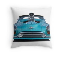 1948 Oldsmobile 'Custom' Convertible I Throw Pillow