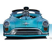 1948 Oldsmobile 'Custom' Convertible I by DaveKoontz