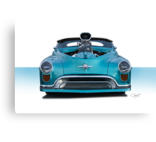 1948 Oldsmobile 'Custom' Convertible I Canvas Print