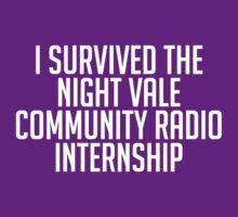 Night Vale Internship by missraine