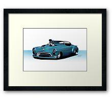 1948 Oldsmobile 'Custom' Convertible III Framed Print
