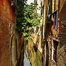 Venetian mood by Béla Török
