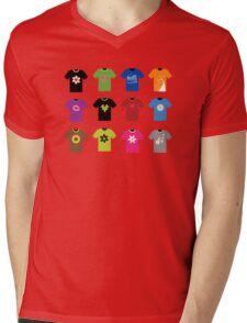 T-shirt in T-shirt Mens V-Neck T-Shirt