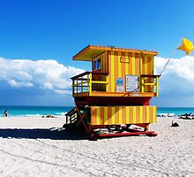 South Beach Miami by drabdah
