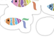 Marine fish Sticker
